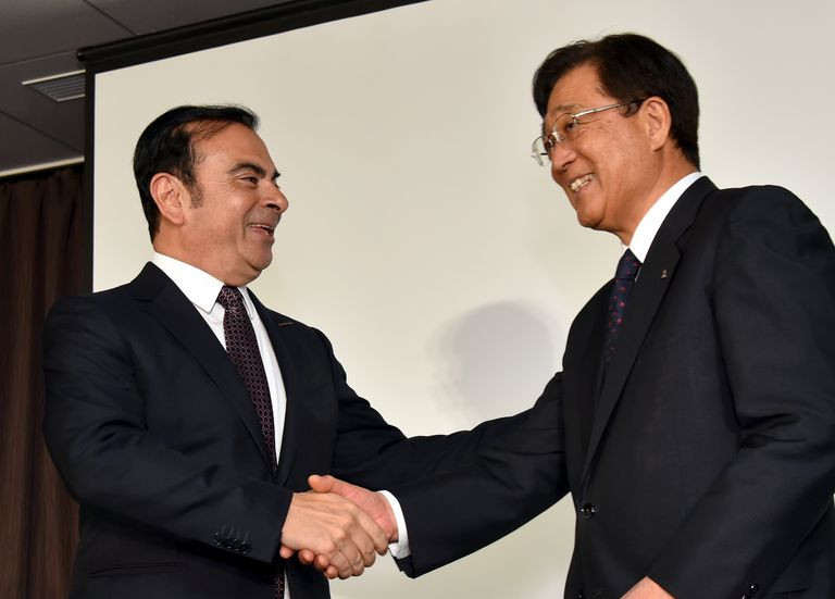 Siapakah Carlos Ghosn ? (Zero to Hero)